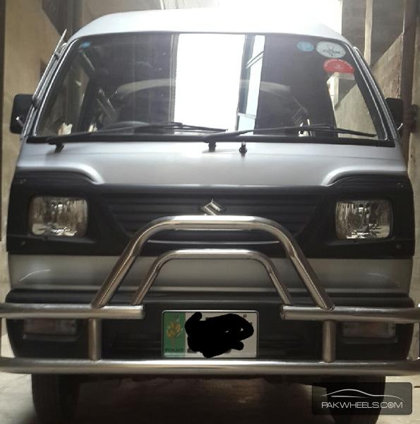 Suzuki Bolan 2011 Image-1