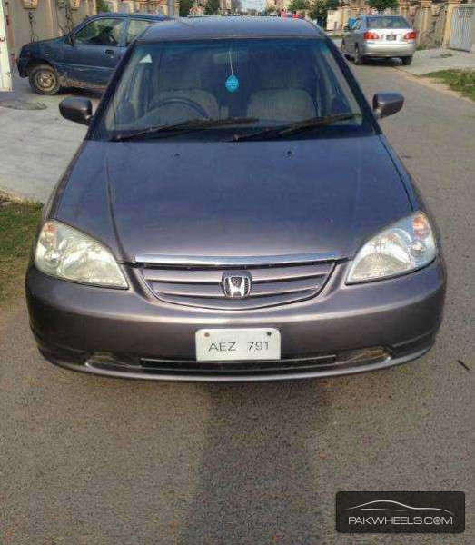 used honda civic 2003 car for sale in lahore 1157830 pakwheels. Black Bedroom Furniture Sets. Home Design Ideas