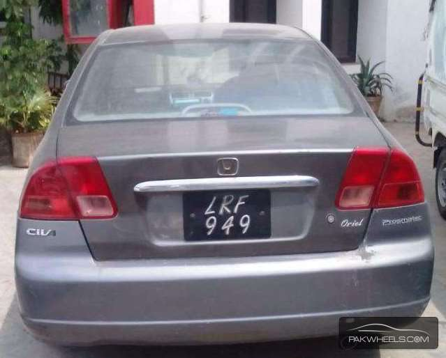 Honda civic 2002 for sale in lahore pakwheels for 2002 honda civic power window not working