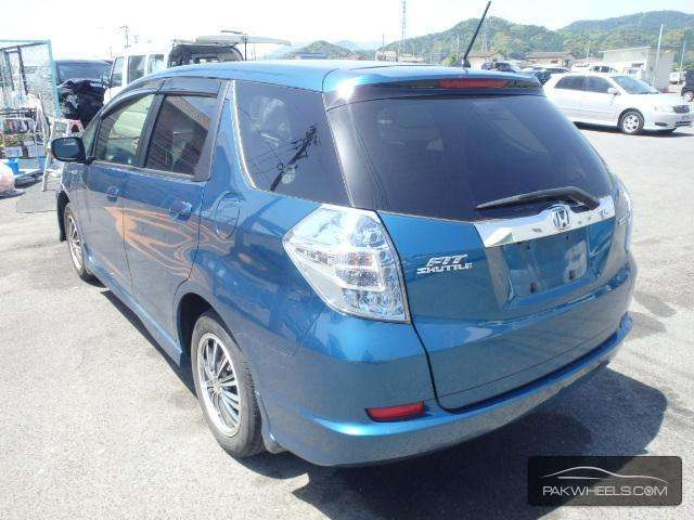 Used honda fit hybrid smart selection 2012 car for sale in for Honda smart car