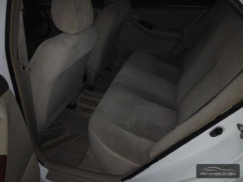 Toyota Corolla 2002 Image-6