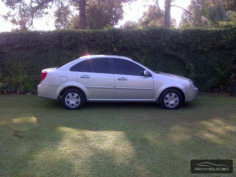 Chevrolet Optra 1.6 Automatic 2005 Image-3
