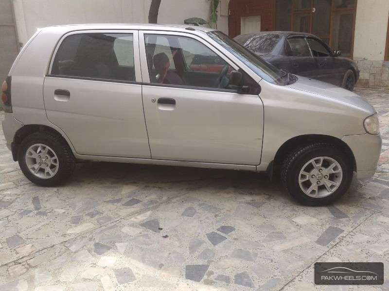 used suzuki alto vxr 2004 car for sale in peshawar 1165476 pakwheels. Black Bedroom Furniture Sets. Home Design Ideas