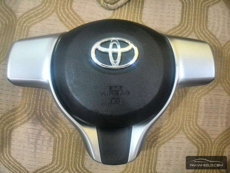 Toyota Vitz Airbag Cover For Sale Image-1