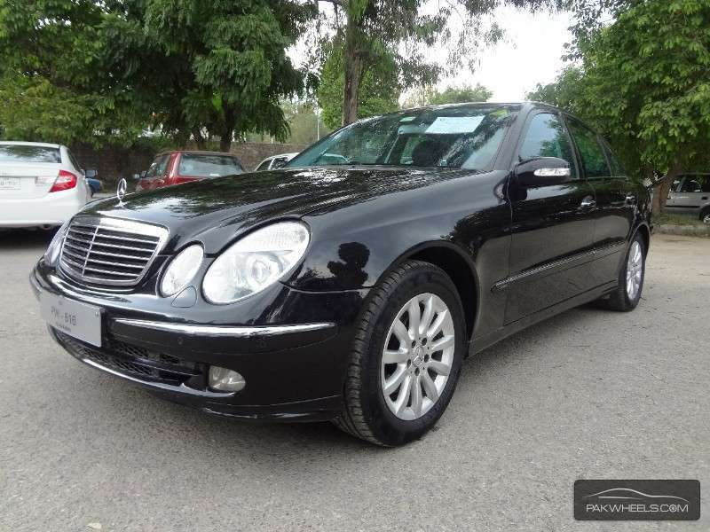 mercedes benz e class e220 cdi 2003 for sale in islamabad pakwheels. Black Bedroom Furniture Sets. Home Design Ideas