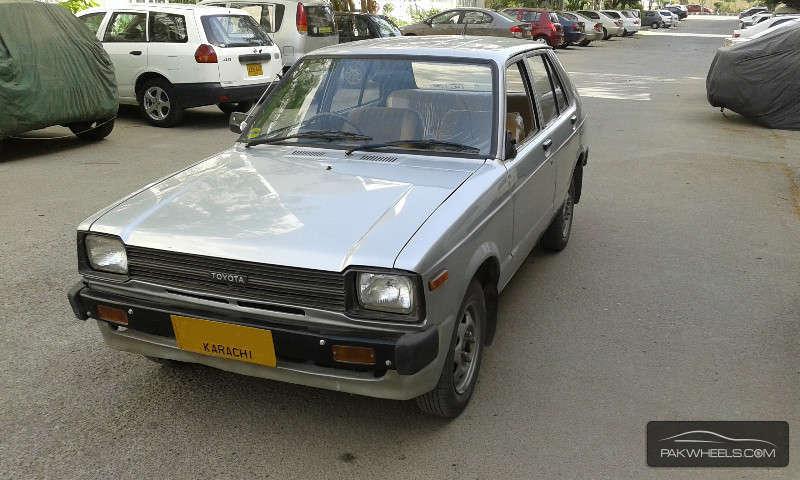 Toyota Starlet 84 For Sale In Karachi: Toyota Starlet 1980 For Sale In Karachi