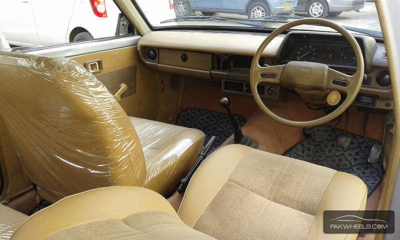 Toyota Starlet 1980 Image-4