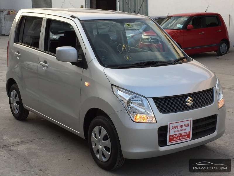Suzuki Wagon R 2012 For Sale In Islamabad Pakwheels