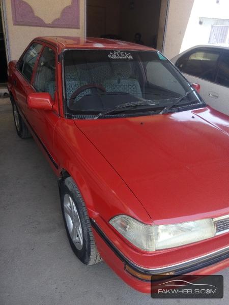 Toyota Corolla 1987 Image-2