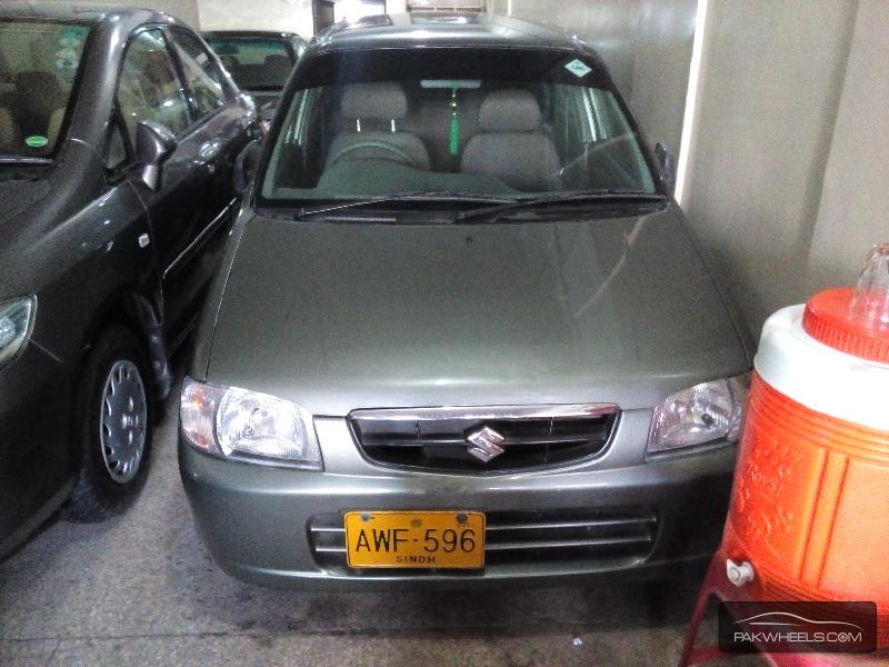 Suzuki Alto VXR 2011 Image-2