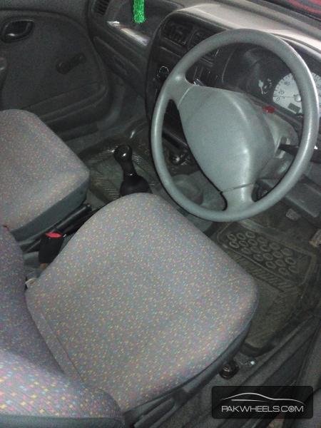 Suzuki Alto VXR 2011 Image-4