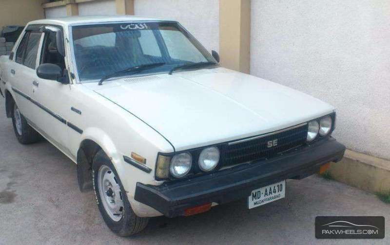 toyota corolla 1980 for sale in muzaffarabad pakwheels. Black Bedroom Furniture Sets. Home Design Ideas