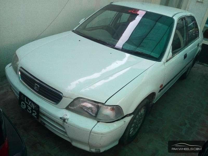 Honda City EXi 1998 Image-3