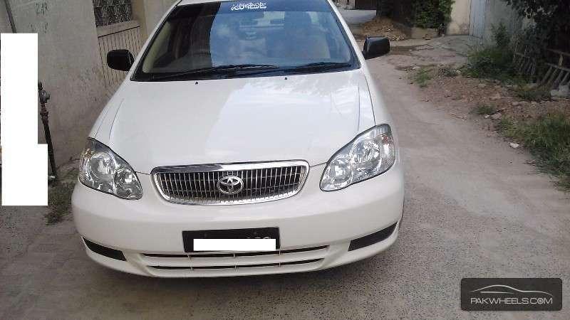 used toyota corolla xli 2007 car for sale in gujranwala 1180733 pakwheels. Black Bedroom Furniture Sets. Home Design Ideas