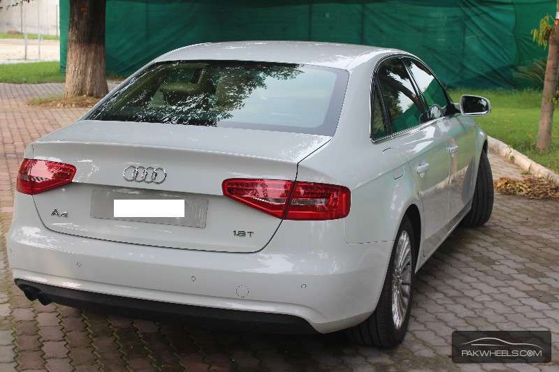 Audi a4 used price in pakistan 13