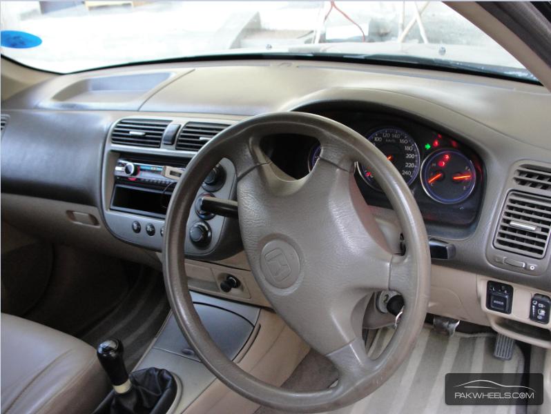 Honda Civic EXi 2006 Image-5