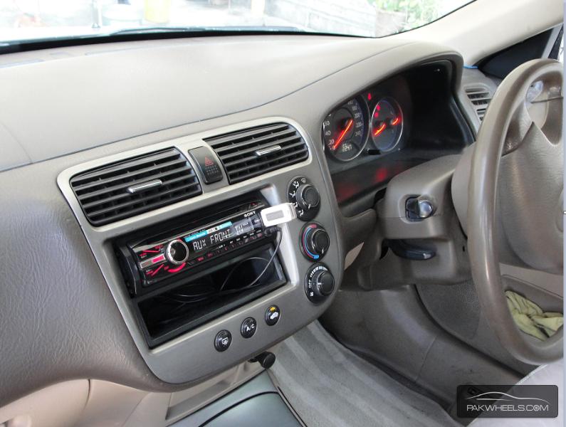 Honda Civic EXi 2006 Image-6