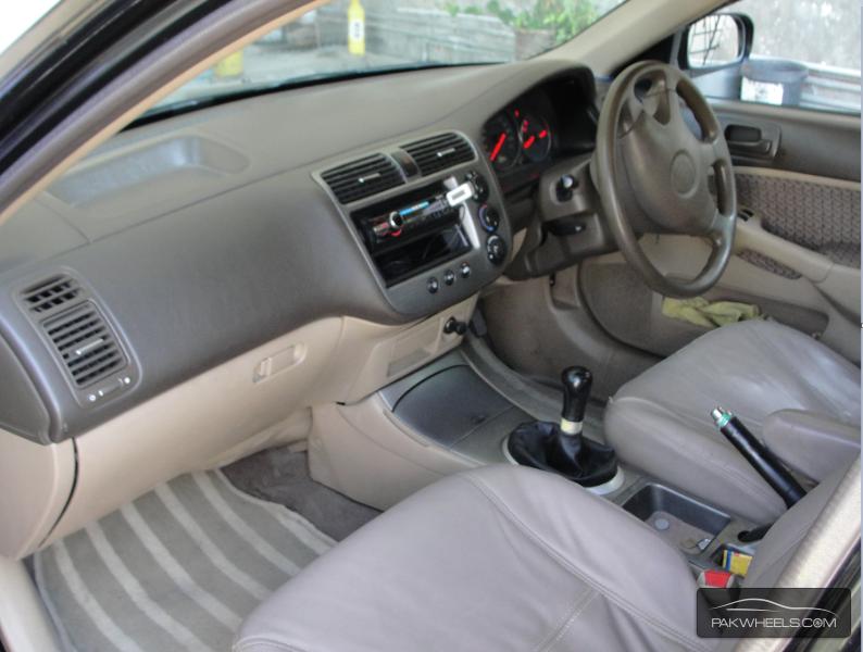 Honda Civic EXi 2006 Image-7