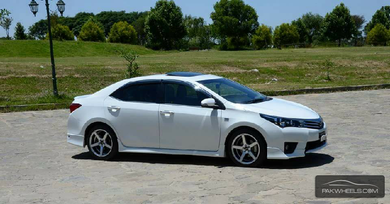 Toyota Corolla 2015 For Sale In Islamabad | 2017 - 2018 Best Cars ...