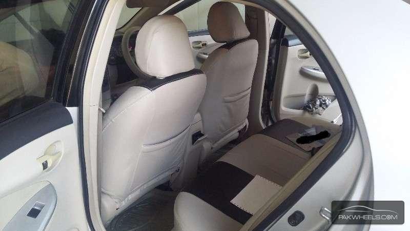 Toyota Corolla GLi 1.3 VVTi 2011 Image-5