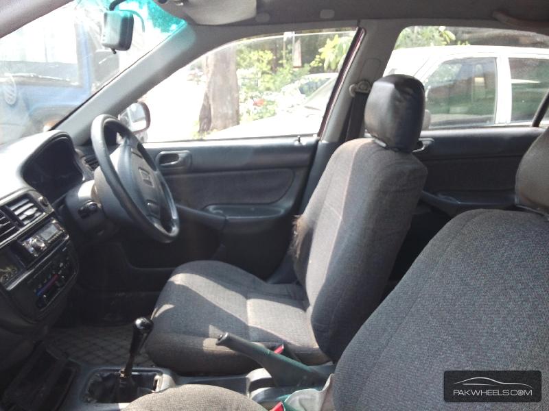 Honda Civic 1997 Image-5