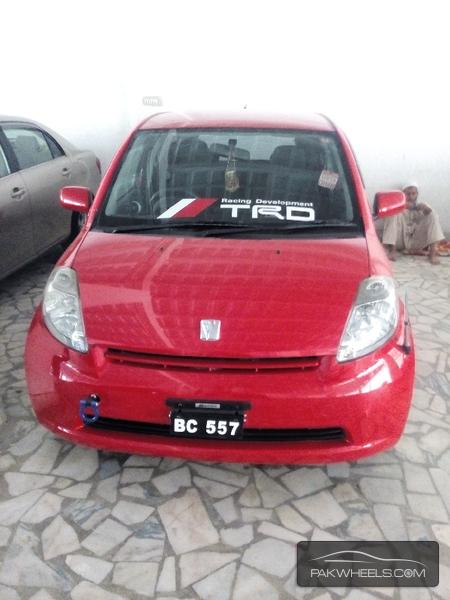 Toyota Passo 2007 Image-1