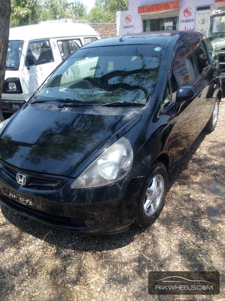 Honda Fit 2002 Image-3