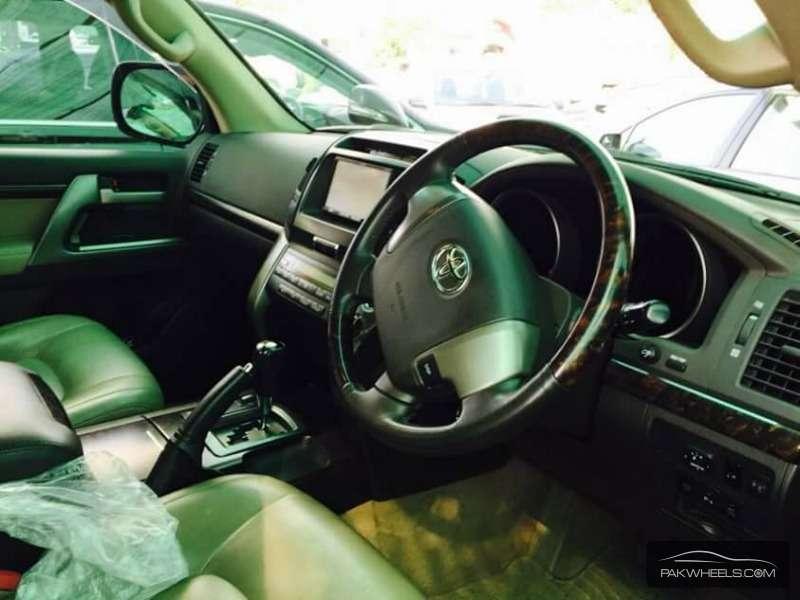 Toyota Land Cruiser AX G Selection 2008 Image-3