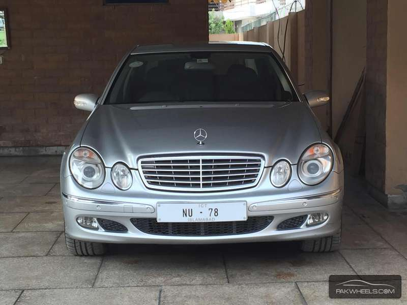 Mercedes benz e class e320 2005 for sale in lahore pakwheels for 2005 e320 mercedes benz
