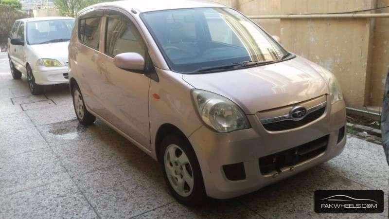 Subaru Pleo 2011 Image-2