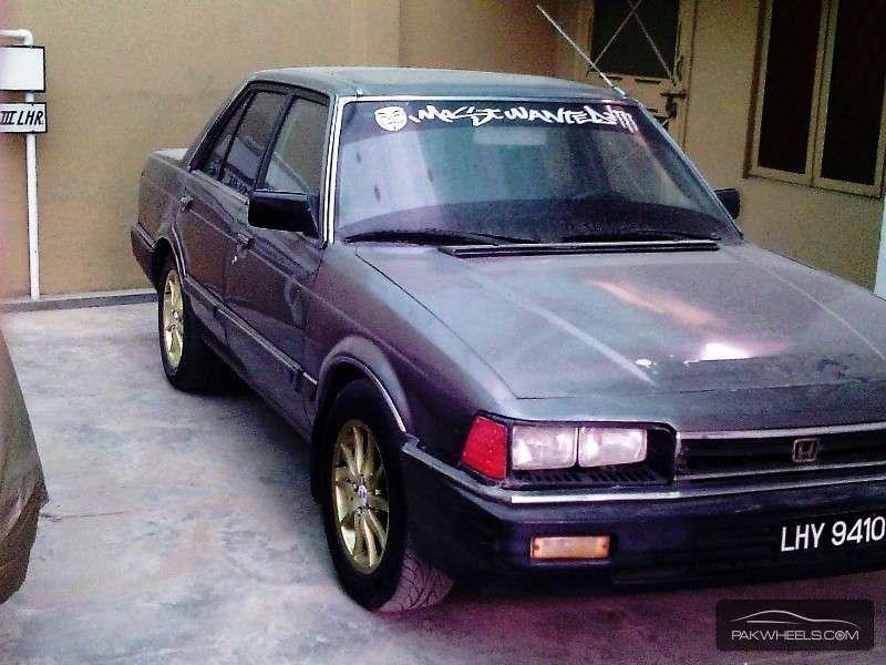 1985 Honda Accord For Sale Honda Accord ex 1985