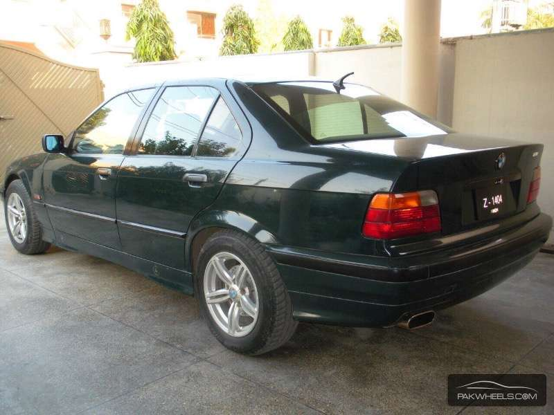 bmw 3 series 316i 1993 for sale in lahore pakwheels