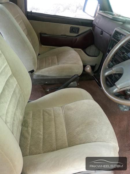Nissan Patrol 4.2 SGL 1989 Image-5