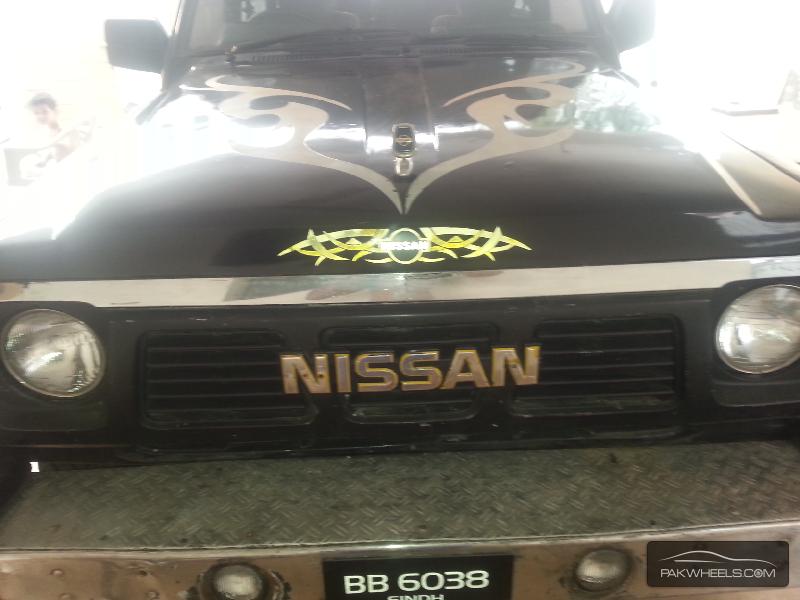 Nissan Patrol 4.2 SGL 1989 Image-2