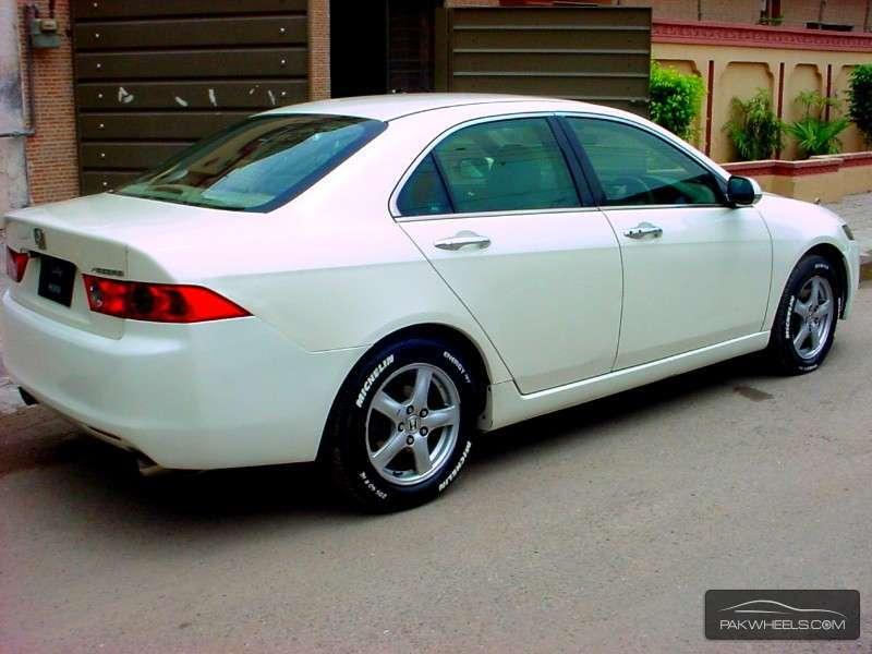Honda Accord 2005 Pakistan >> Honda Accord CL9 2002 for sale in Lahore   PakWheels