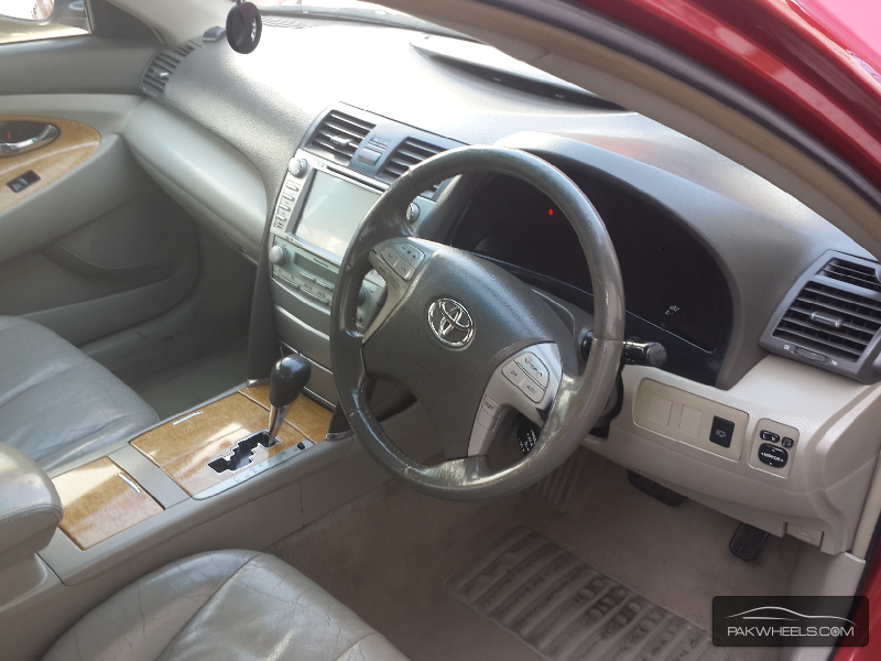 Toyota Camry Up-Spec Automatic 2.4 2007 Image-4