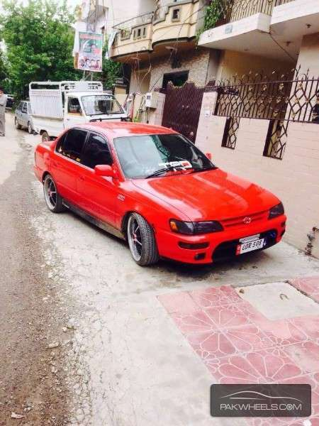 Toyota Corolla XE Limited For Sale In Islamabad PakWheels - Sports cars for sale in islamabad