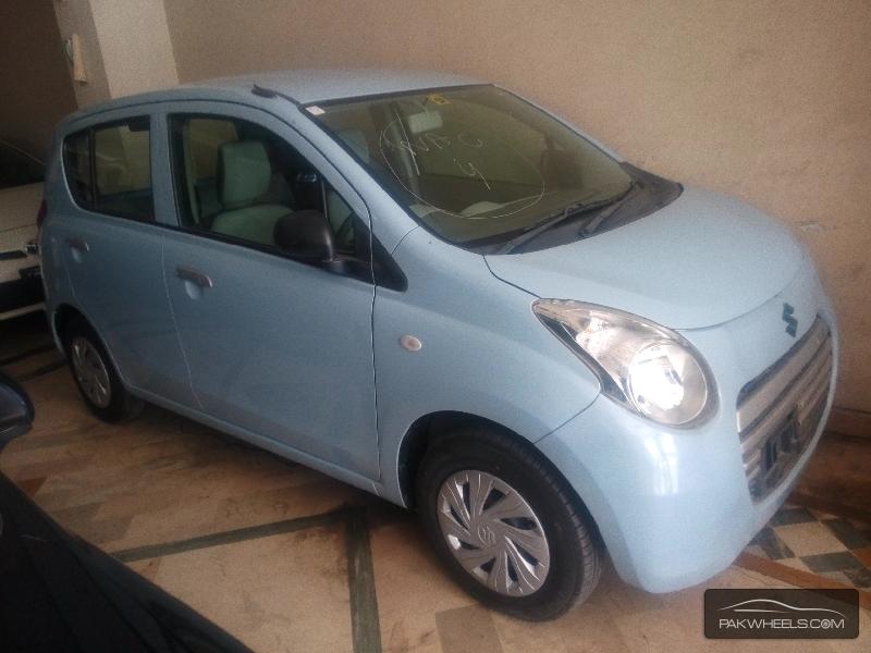 Suzuki Alto 2013 Image-2