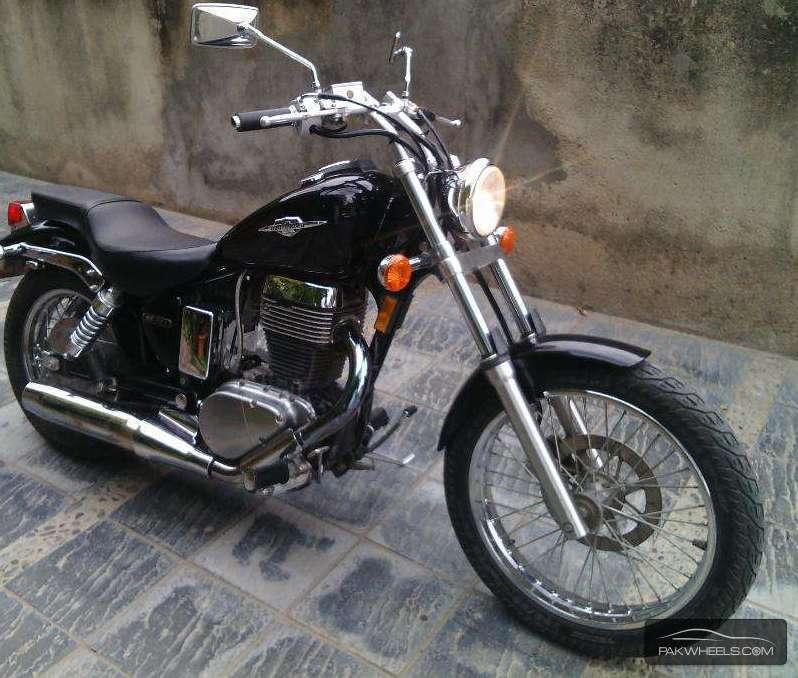 used suzuki boulevard s40 2009 bike for sale in islamabad - 142129