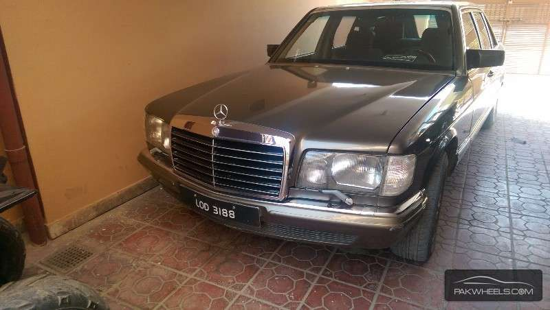 Mercedes Benz S Class S280 1985 For Sale In Islamabad