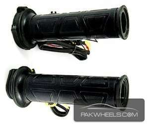 Heated Handle Grips for GS150 & Ravi Piaggo For Sale Image-1