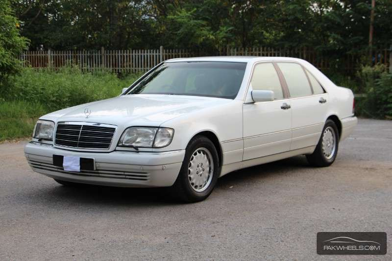 Mercedes benz s class s 320 1996 for sale in islamabad for 1996 mercedes benz s500