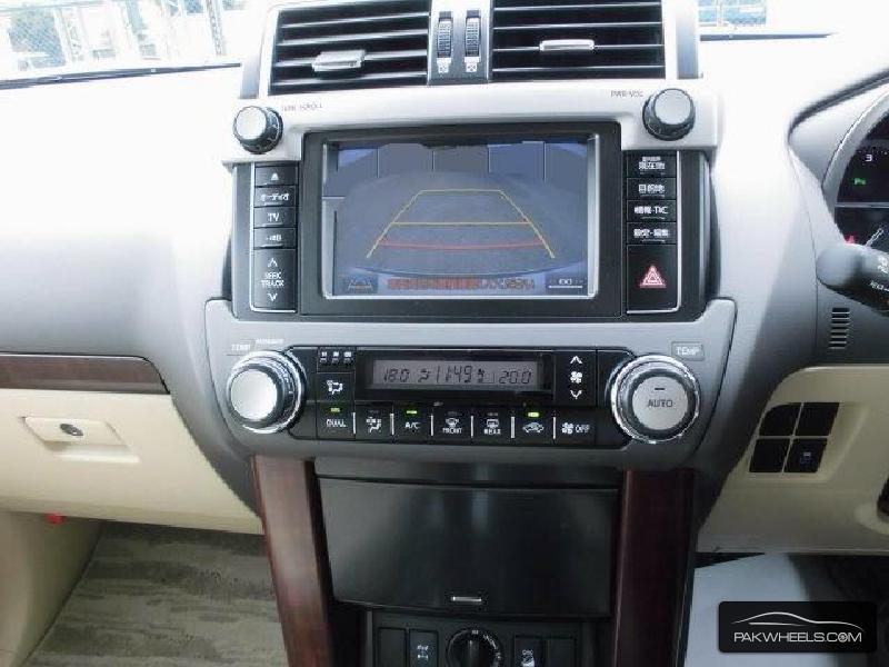 Toyota Prado TX Limited 2.7 2015 Image-5