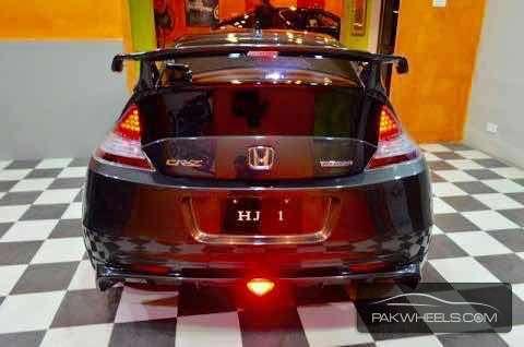 Honda CR-Z Sports Hybrid 2010 Image-5