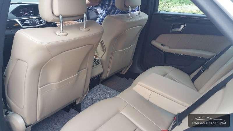 Mercedes Benz E Class E200 2013 Image-4