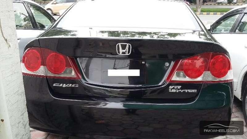 Honda Civic VTi 1.8 i-VTEC 2008 Image-6