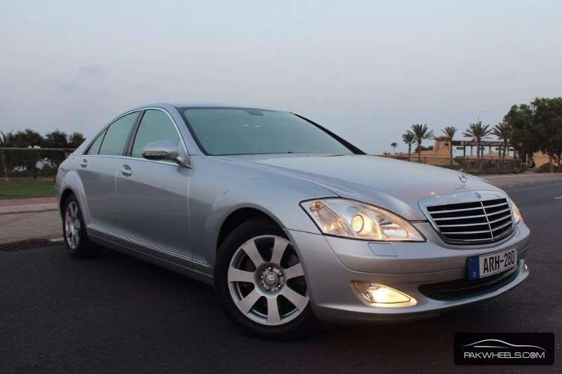 Mercedes benz s class s280 2009 for sale in karachi for Mercedes benz s280 for sale