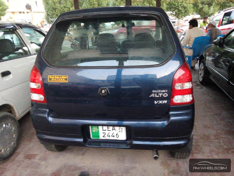 Suzuki Alto VX 2012 Image-4