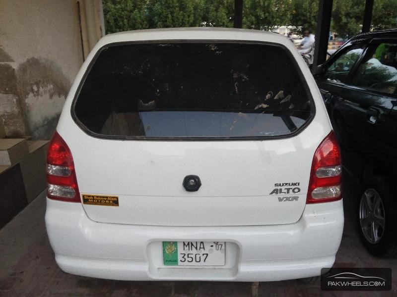 Suzuki Alto VX (CNG) 2007 Image-4