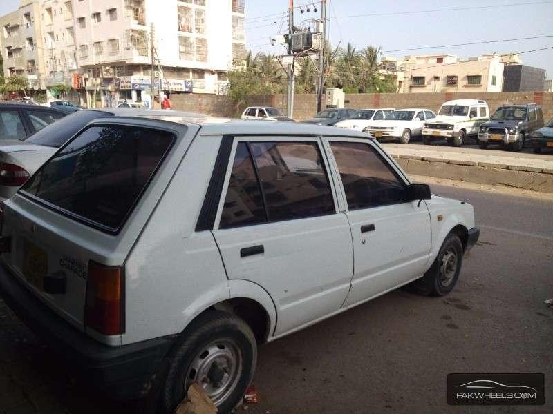 Daihatsu Charade 1984 Image-5